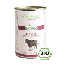 Bio-Rind mit Bio-Kartoffel, Bio-Spinat & Bio-Karotten 6 x 400g