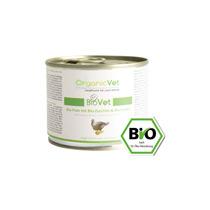 Bio-Pute mit Bio-Zucchini & Bio-Kürbis 6 x 200g