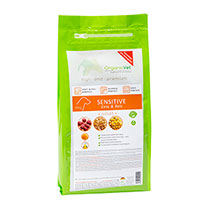 SENSITIVE Ente & Reis 1,5 kg