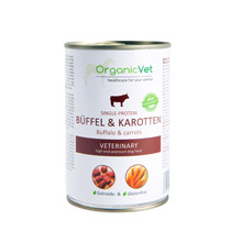 Büffel & Karotten 6 x 400g