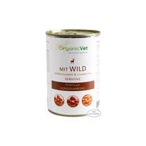 Wild mit Vollkornnudeln & Cranberries 6 x 400 g